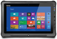 Getac F110 ipari tablet